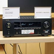 デノンから税込10万円以下で買える8K/60p対応AVアンプ「AVR-X2700H」
