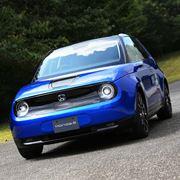 まもなく正式発表! 後輪駆動採用のEV「Honda e」を徹底解説