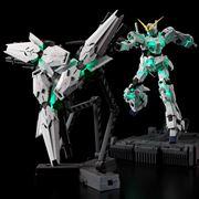 LEDシートを搭載する最上級MG「ユニコーンガンダム Ver.Ka」は発光&変身を実現!