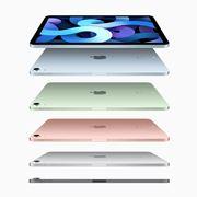 カラフルで新デザインの「iPad Air」登場! トップボタンにTouch ID搭載