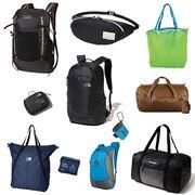 全部パッカブル! 買い物や旅行に便利なアウトドア系「パッカブルバッグ」8傑