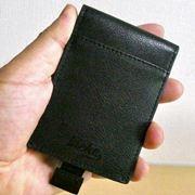 極薄なのに大容量。「Ideka ミニ財布」がキャッシュレス時代に最適!