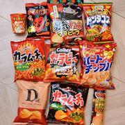 「辛いスナック菓子」定番から新作まで10製品をプロが食べ比べ!