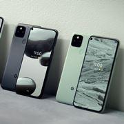 Googleが5G対応スマホ「Pixel 5」「Pixel 4a(5G)」を発表