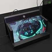 空間に3DCGを映し出すソニーの「空間再現ディスプレイ」の近未来感がスゴかった!
