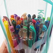 大人気で欠品店続出の「透明ペンケース」! 文具ソムリエールがイチオシする4モデル