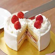 コツは「包丁を温める」こと! ホールケーキをキレイに切る方法