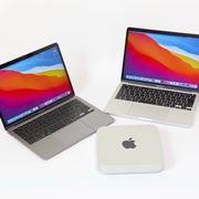 どれを選ぶ? 「Apple M1チップ」搭載の新Mac3モデルを徹底比較