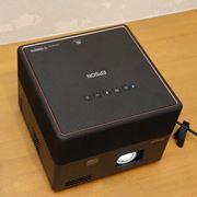 エプソン「dreamio EF-12」は老舗ブランドの本気を垣間見られる高画質・高音質プロジェクターだ
