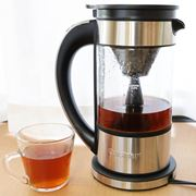 クイジナートの「ファウンテン コーヒーメーカー」はお茶がうまい!