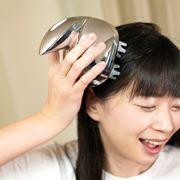 笑っちゃうほど気持ちいい! 乾いた髪にも使える「頭皮マッサージ器」が最高だった