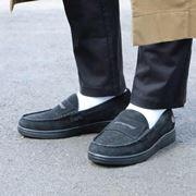 オン/オフ使えて1万円切り! スニーカー感覚で履けるローファー「オジェック」