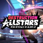 頭からっぽでマシン破壊しまくりゲー。PS5「Destruction Allstars」レビュー