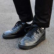 バッシュの王様「ナイキ エア フォース 1」は大人になっても履ける、使える!