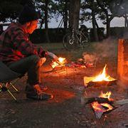 """""""自転車×キャンプ""""してみない? バイクパッキングに最適な小型・軽量な焚き火台を大調査!"""