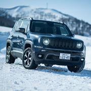 雪道でも快適! 走破性の高さが魅力のジープ「レネゲード 4xe」「チェロキー」に試乗