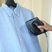 ついに温度調節可能に! パナソニックの「衣類スチーマー」最新モデルを使ってみた