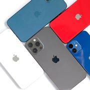 iPhoneの選び方【2021年版】 iPhone 12シリーズ4機種、iPhone SE(第2世代)を実機でチェック