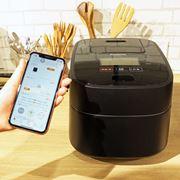 乾燥米も新米のように炊き上がるパナソニックの炊飯器が進化! IoT化された「SR-VSX1」シリーズ