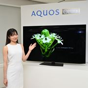 8K液晶、4K有機EL/液晶まで。シャープの2021年AQUOSは4K/120Hz対応もズラリ