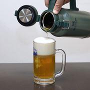 ビール専用ボトル「グロウラー」を使って、お店の生ビールを家で飲もう!