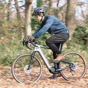 超楽しい!オフロードも走れるキャノンデールのグラベルe-Bike「Topstone Neo Carbon Lefty 3」