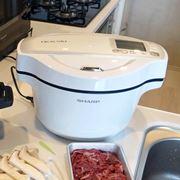 料理をしないアラフィフ男も「ホットクック」にハマった!「AI+IoT」が興味の入り口に