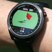 ゴルフウォッチ最初の1台に! ガーミン「アプローチ S42」のお手頃感がすばらしい
