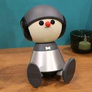 役に立たないところが愛せる! 音楽で会話するヤマハのゆるふわロボット「Charlie」を体験