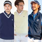 ポロシャツにプラスアルファで、見栄えも温度調節も! ゴルフベスト8選