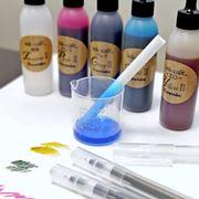 """""""インクが入ってないペン""""!? 自分好みの色を作れる「からっぽペン」が楽しい!"""
