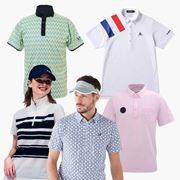 今年はどれを買い足す!? 「2021年ゴルフ用おしゃれポロシャツ」8選
