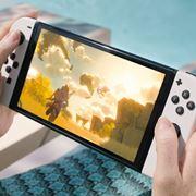 新型「Nintendo Switch(有機ELモデル)」が発表。従来機との違いは?