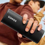 Sonosの音楽体験をどこでも楽しめるポータブルワイヤレススピーカー「Sonos Roam」がついに上陸