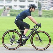 ドロップハンドルデビューに最適! BESV初のグラベルロードタイプのe-Bike「JG1」