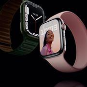 画面が大きくなって、タフさがアップした「Apple Watch Series 7」 秋後半発売