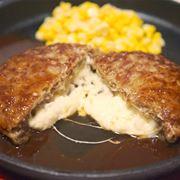 ガストの「チーズINハンバーグ」がお取り寄せ可能に! お店の味と比べてみた