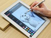 """プロのイラストレーターが挑戦! ワコムのペン技術を搭載したWindowsペンタブレットで""""お絵描き""""してみた"""