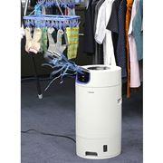 発想の転換! 洗濯物に風を当てないで乾かす360度送風の「サーキュレートドライ」って何?