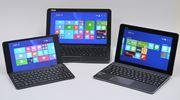 みんな個性的! ASUSの薄型Windowsタブレット「TransBook Chi」3兄弟を比較