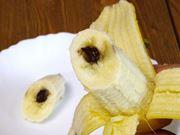 目からウロコの逆チョコバナナ「そんな!チョコバナ〜ナ」で遊ぶ! 食べる!