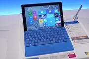個人向けは4G LTEモデルのみ! 史上最薄・最軽量の「Surface 3」登場