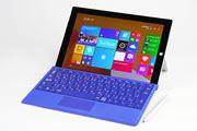 マイクロソフト「Surface 3」レビュー! LTE対応でスマホのように使えるスグレモノ