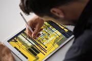 12.9型の大画面タブレット「iPad Pro」登場! ペンや専用キーボードで生産性はノートPC以上か?