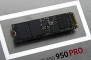 リード2500MB/s・ライト1500MB/sのNVMe対応PCIe SSD「950 PRO」