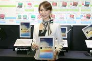 12型で569g! 東芝から超軽量Windowsタブレット「dynaPad N72」登場