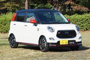 ダイハツの新型軽自動車「キャスト スポーツ」レポート