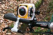 遊び心を刺激する! 360°ぐるりと撮影できるアクションカム「PIXPRO SP360」ってどんなもの?