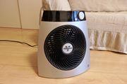 サーキュレーター内蔵のボルネード・ファンヒーター「iControl-JP」の暖かさが心地いい!