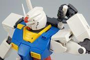 『機動戦士ガンダム THE ORIGIN』版のMG「RX-78-02 ガンダム」を組み立ててみました(後編)